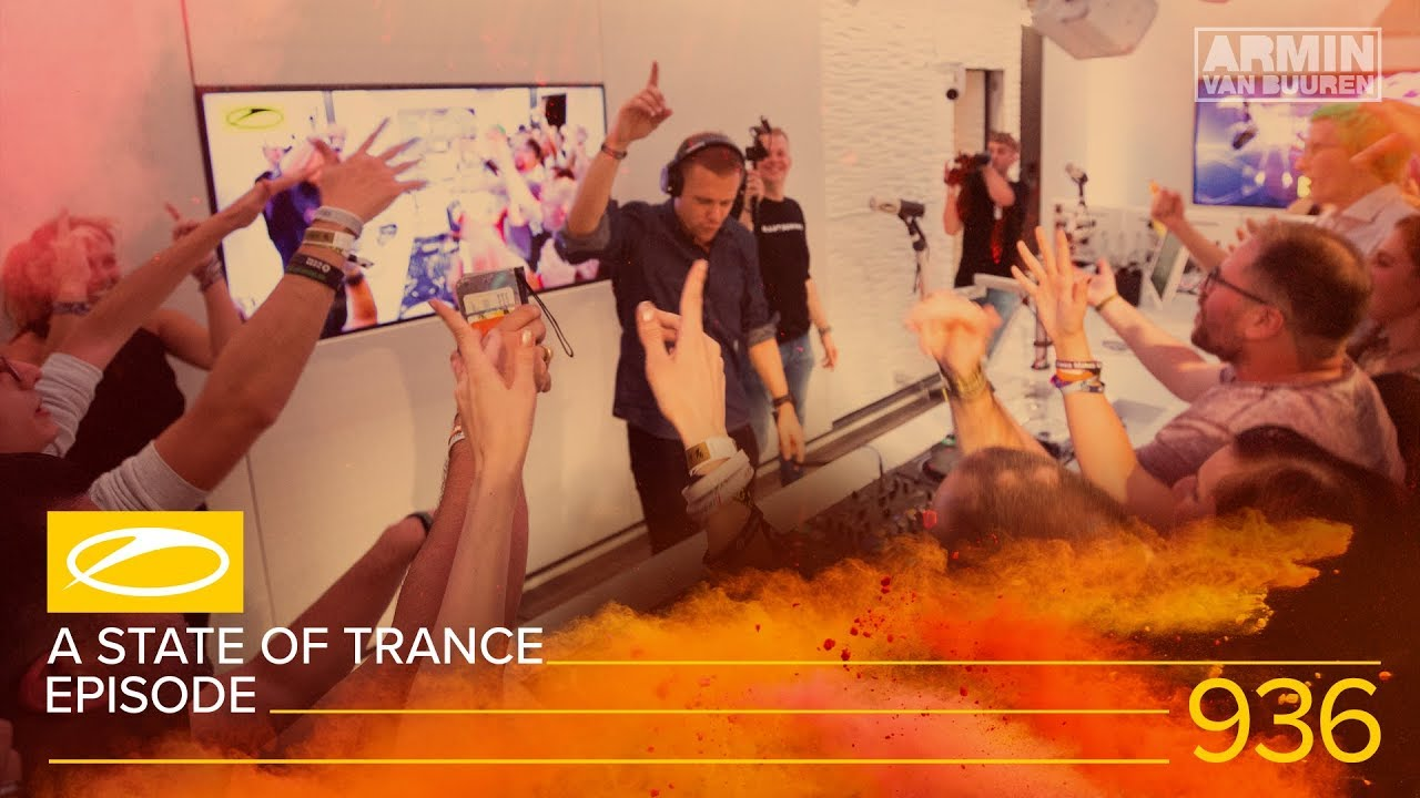 A State Of Trance ASOT 936 (ADE Special)
