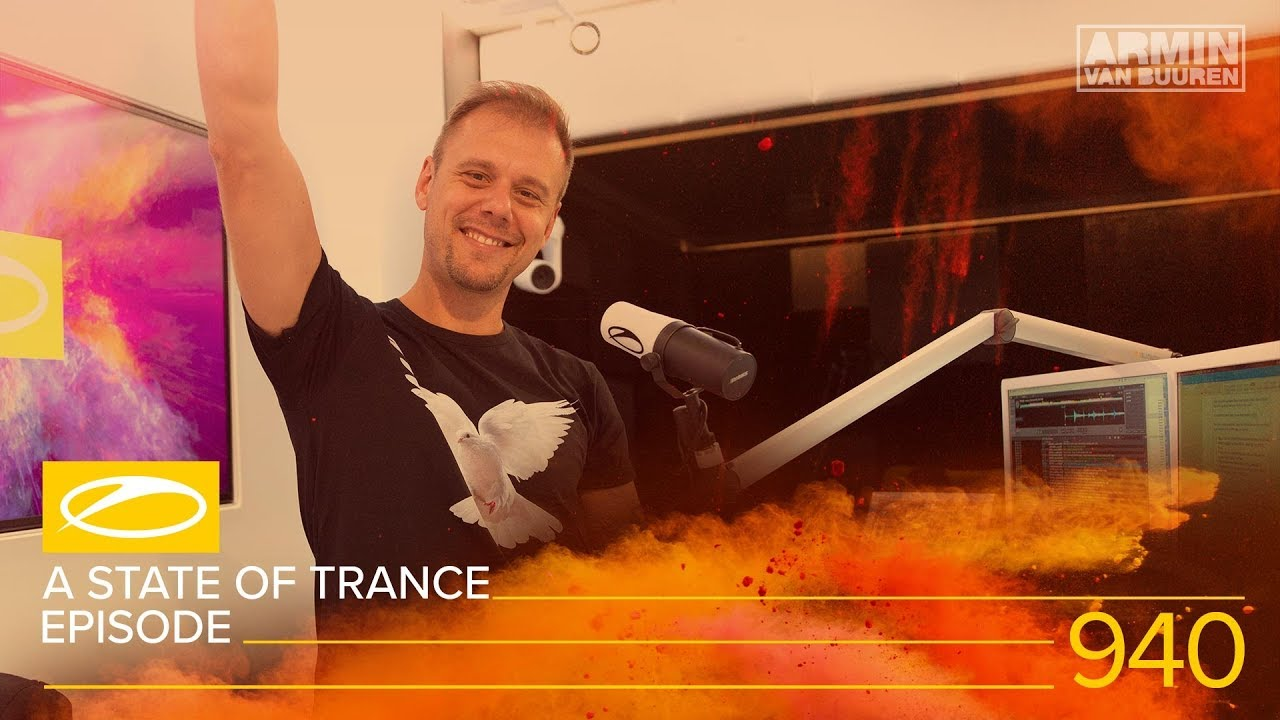 A State of Trance ASOT 940
