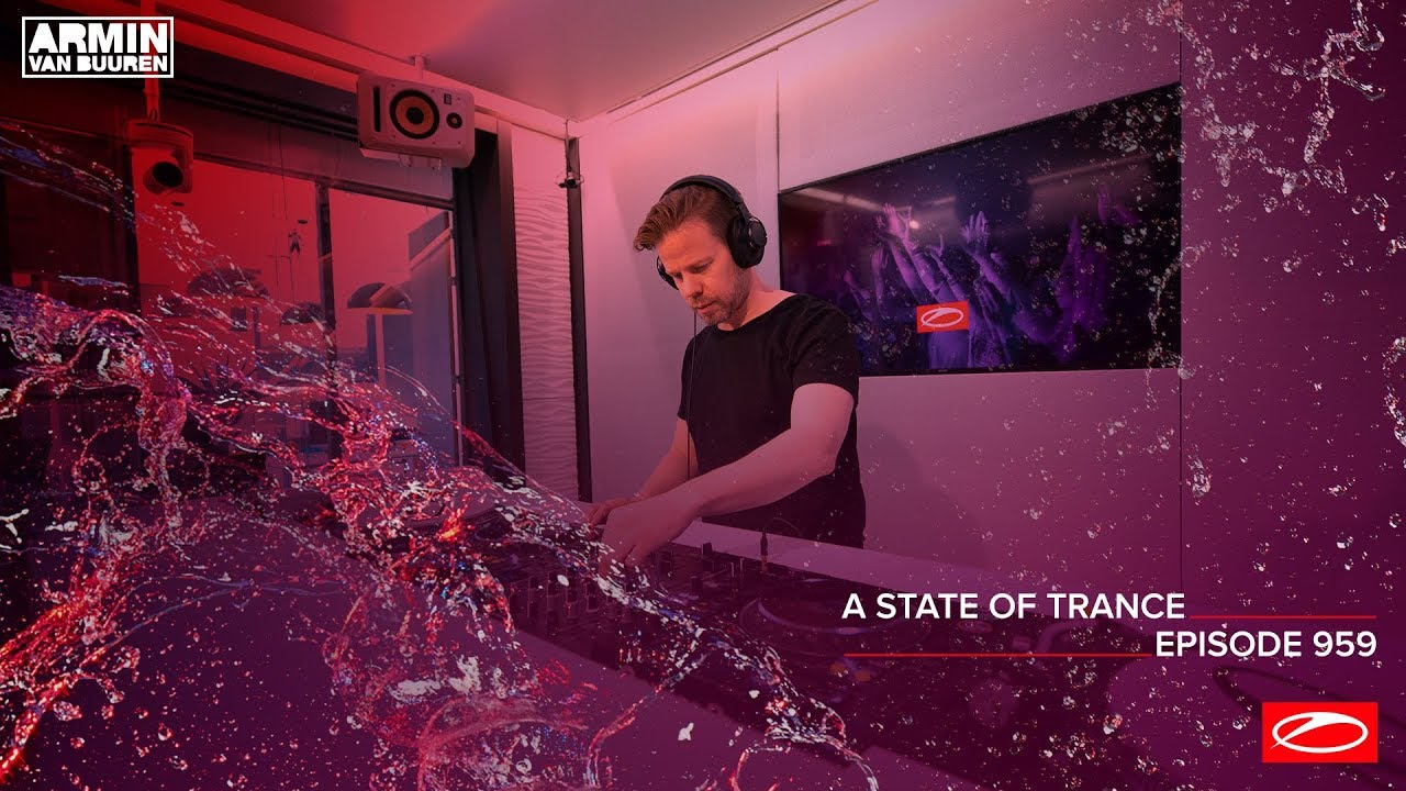 Armin van Buuren - A State of Trance ASOT 959 (Takeover by Ferry Corsten and Ruben de Ronde)