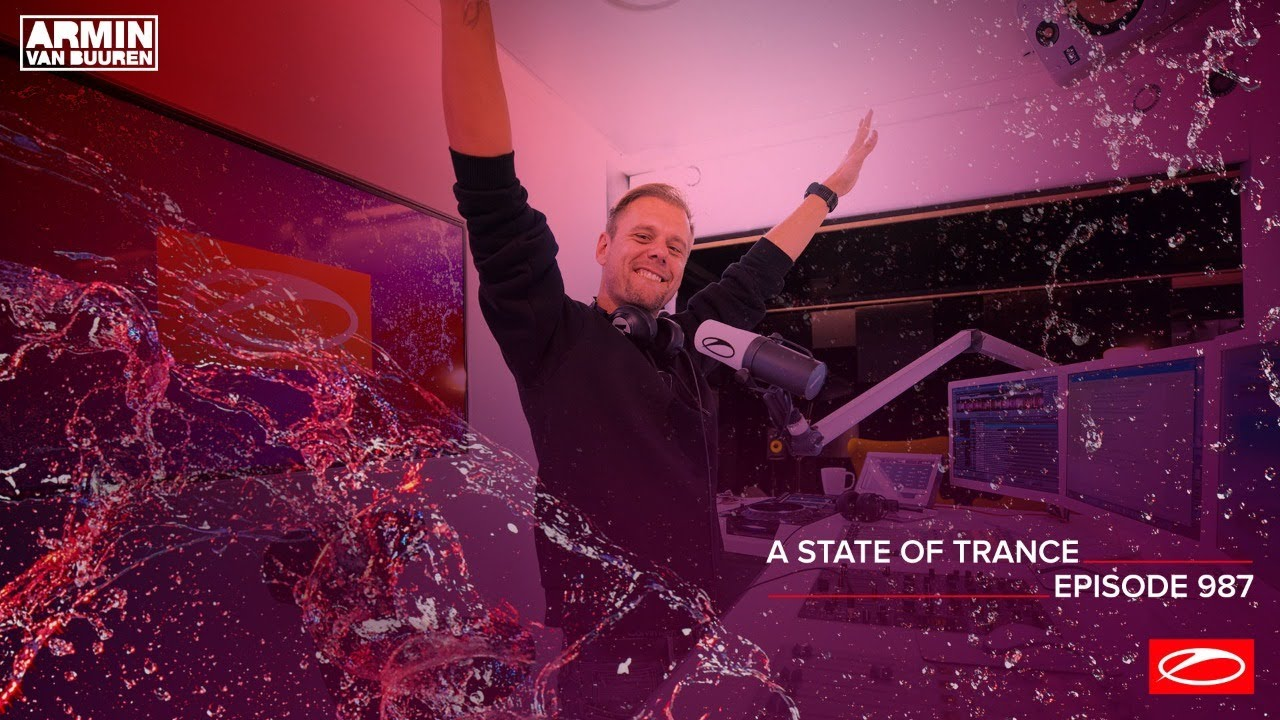 A State of Trance ASOT 987