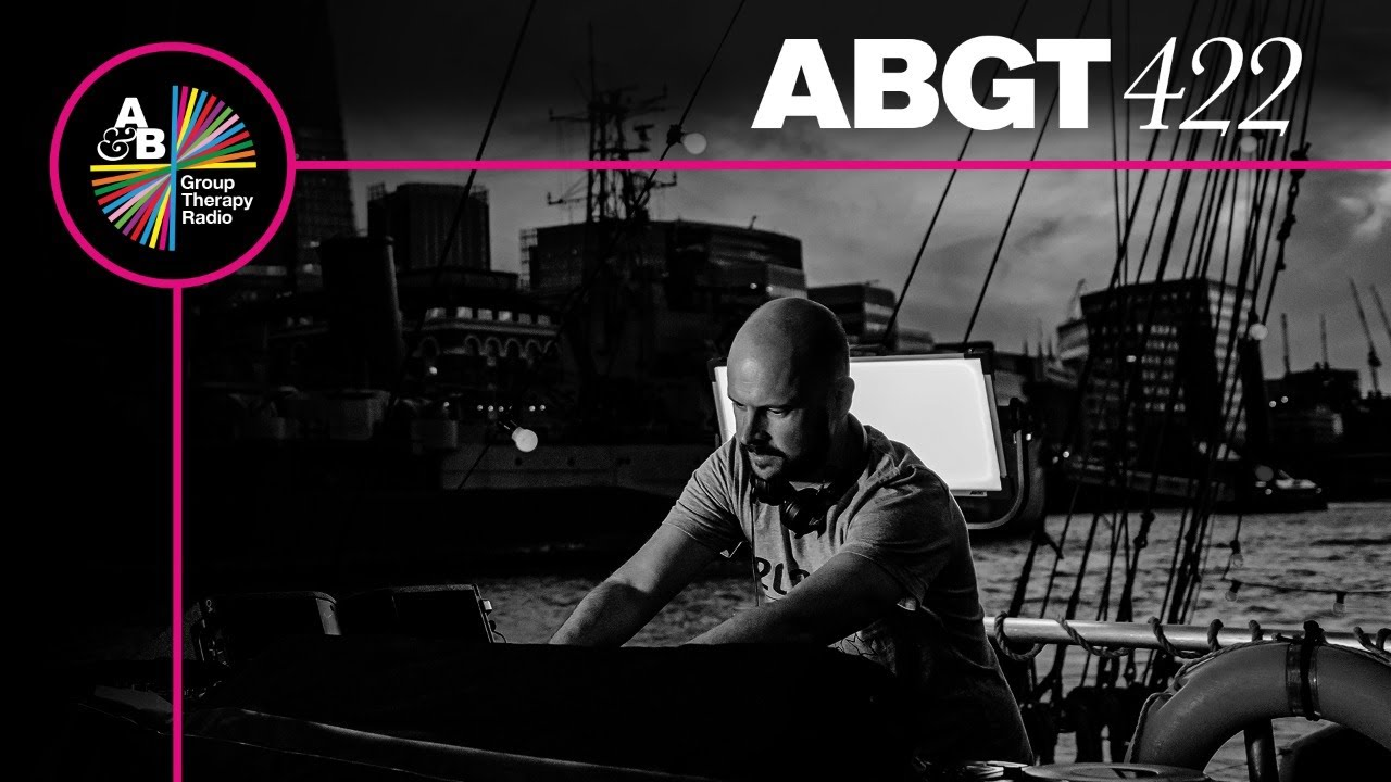 Group Therapy ABGT 422 (with Activa)