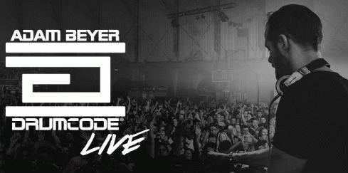 Adam Beyer Drumcode 'Live' 348 (Recorded Live from Trade, Miam)