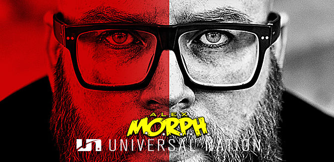 Alex M.O.R.P.H. Universal Nation 149