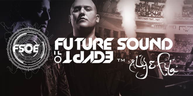 Aly and Fila Future Sound Of Egypt 494