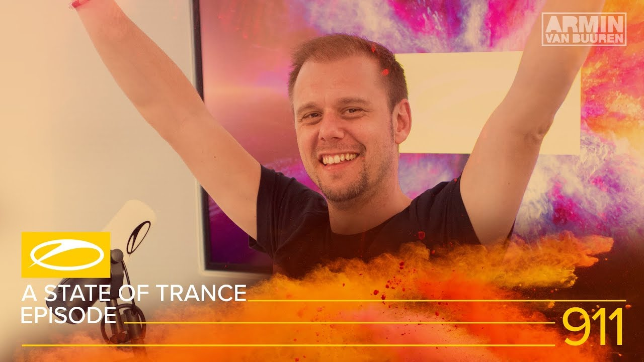 A State of Trance ASOT 911
