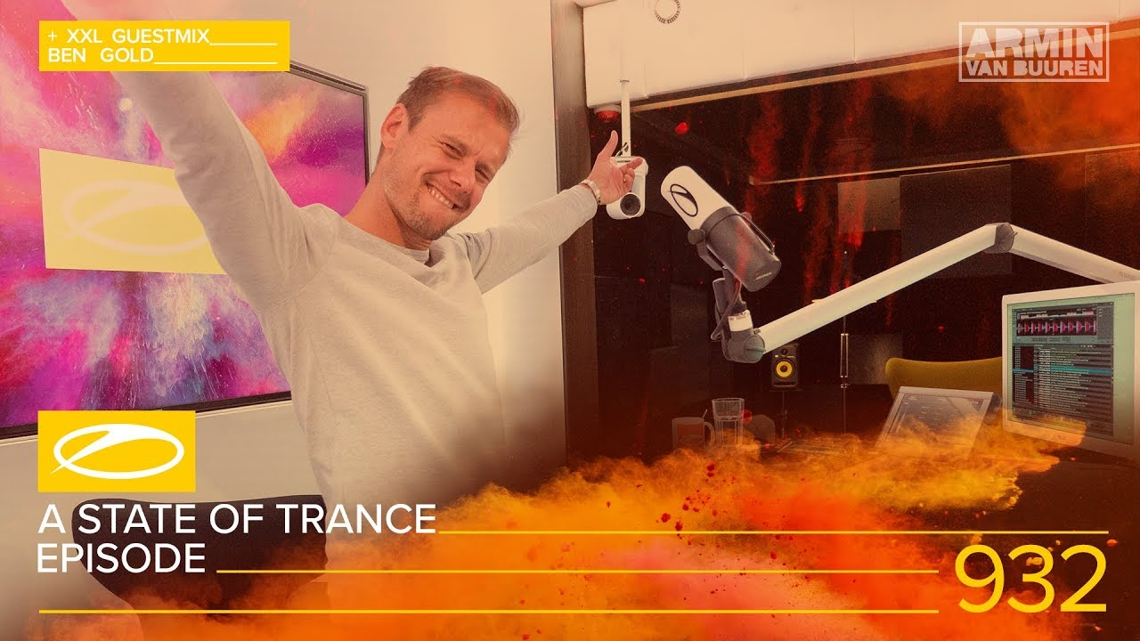 A State of Trance ASOT 932 XXL