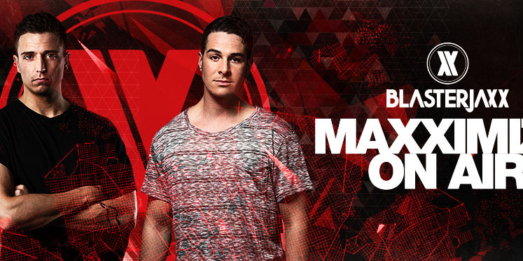 Blasterjaxx Maxximize On Air 145