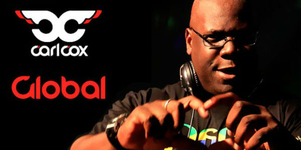 Carl Cox - Global 721 - 13 January 2017