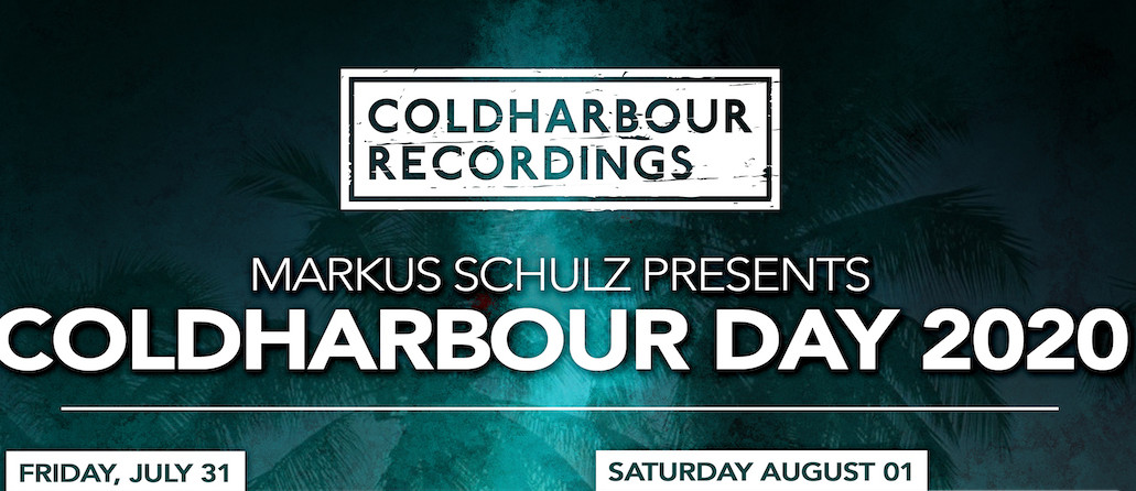 Darren McNally - Coldharbour Day 2020 All Coldharbour Set on AH.FM - 31 July 2020