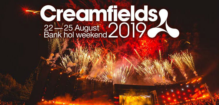 Live @ Creamfields (United Kingdom)