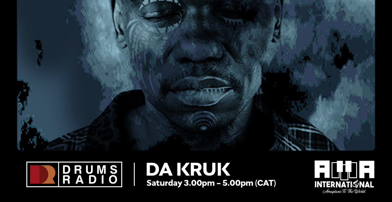Da Kruk - AMA International (Playgall guest mix) - 04 October 2020