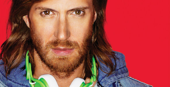David Guetta DJ Mix 350
