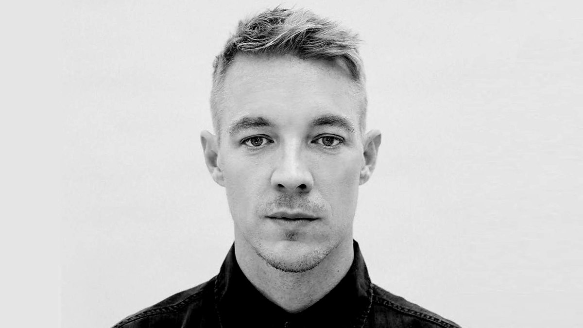 Diplo Diplo and Friends (Diplo in the mix)