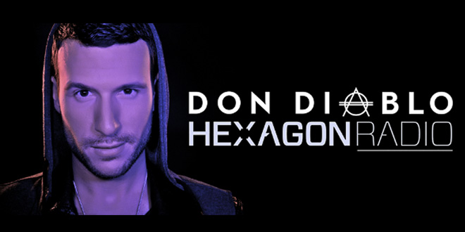 Hexagon Radio 164