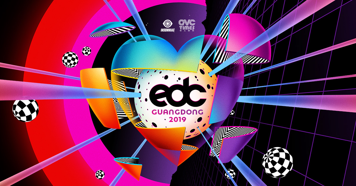 Tiesto - Live @ EDC China Guangdong 2019 - 24 November 2019