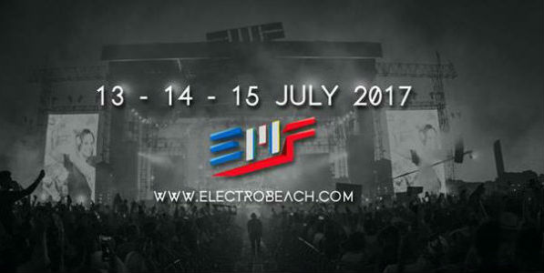 Live @ Mainstage, ElectroBeach Festival France 2017