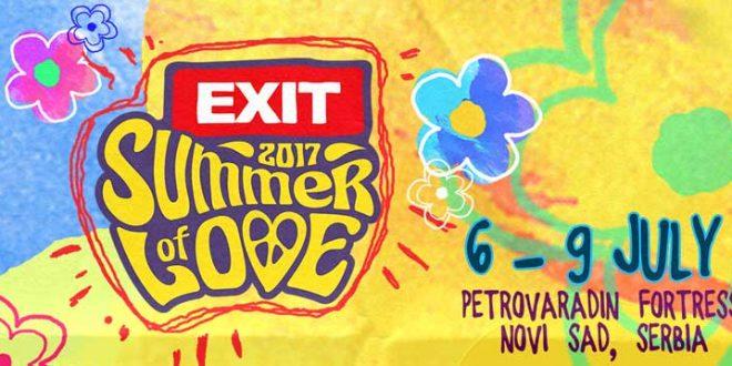 Alan Walker Live @ Exit Festival, Serbia