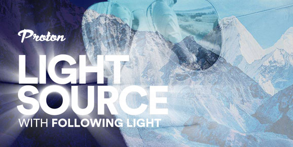 Following Light - Light Source - 05 December 2018