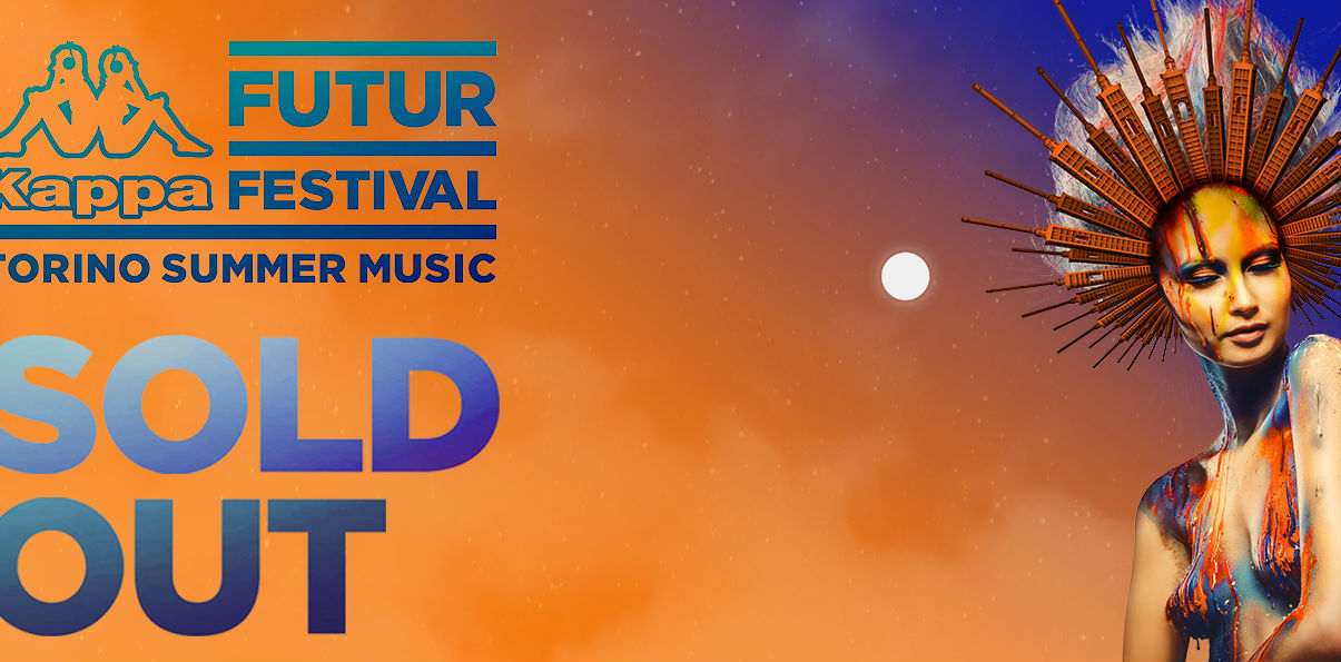 Kölsch Live @ Kappa FuturFestival 2017 (Parco Dora, Torino)