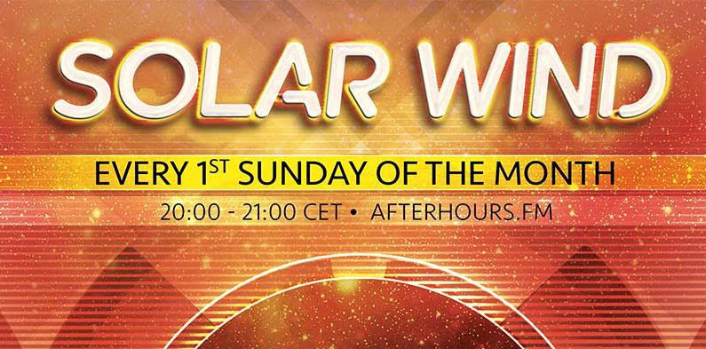 Madwave - Solar Wind Podcast 068 - 04 October 2020