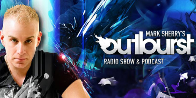Mark Sherry Outburst Radioshow 505