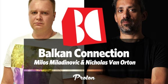 Milos Miladinovic - The Balkan Connection 160 - 23 March 2020