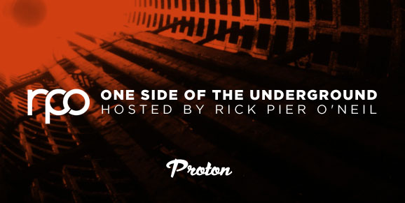 Rick Pier O'neil - One Side Of The Underground - 12 July 2019