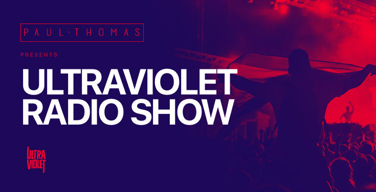 Paul Thomas - UV Radio 118 - 09 January 2020