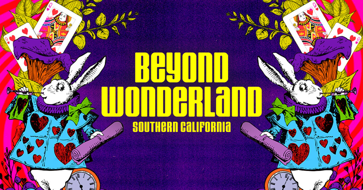 Live @ Beyond Wonderland, United States
