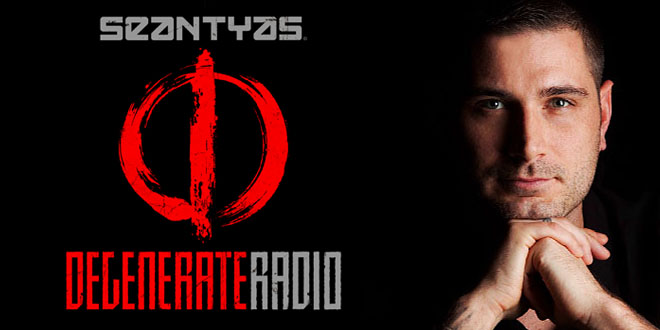 Sean Tyas Degenerate Radio 112 (Recorded Live)