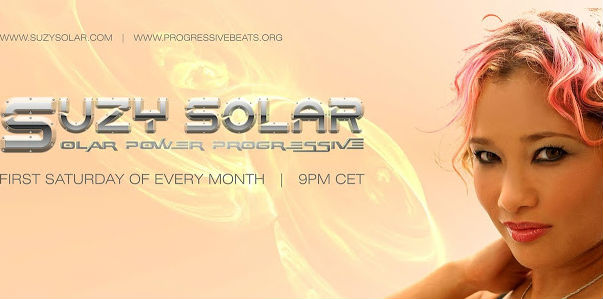 Suzy Solar - Solar Power Progressive - 02 December 2017