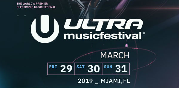 Sunnery James & Ryan Marciano - Live Set @ Ultra Music Festival, UMF 2019 (Miami) - 31 March 2019