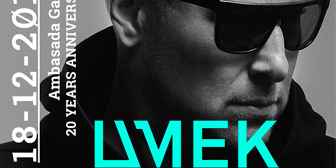 Umek - ICONYC Essentials 038 (Part 2) - 13 January 2020