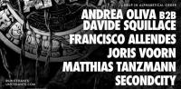 Andrea Oliva & Davide Squilance - Live @ BPM 2017: Ants Party, Blue Parrot - 06 January 2017