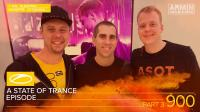 Armin van Buuren - A State of Trance ASOT 900 (Part 3) - 07 February 2019