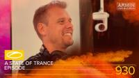 Armin van Buuren & Fisherman - A State of Trance ASOT 930 - 05 September 2019