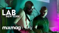 Black Coffee & Themba - Mixmag DJ Lab NYC - 18 May 2018