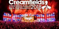 Eric Prydz - Live @ Creamfields (Daresbury, UK) - 26 August 2018