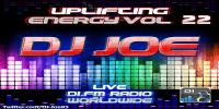 DJ Joe - Uplifting Energy Vol 22 - 07 December 2018