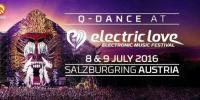 The Chainsmokers - Live @ Mainstage, Electric Love Festival (Austria) - 07 July 2016
