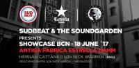 Hernan Cattaneo & Nick Warren - Live @ Sudbeat & The Soundgarden (Barcelona) - 18 June 2017