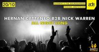 Hernan Cattaneo & Nick Warren - Live @ Sudbeat x The Soundgarden (ADE, Netherland) - 20 October 2017