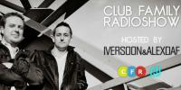 Iversoon & Alex Daf - Club Family Radioshow 160 - 12 November 2018