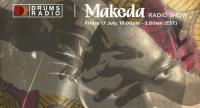 Afrosideral ft AngelAlvarez - Makeda Radio Show (Conuco Music residency)