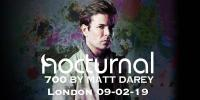 Matt Darey - Nocturnal Nouveau 700 - 14 January 2019
