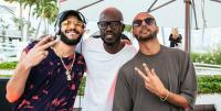 Black Coffee - Live @ Mixmag in The Lab for Miami Music Week at 1 Hotel in South Beach - 28 March 2017