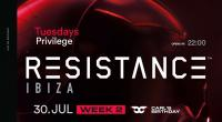 Carl Cox - Live @ Resistance Ibiza Week 2 (Carl's Birthday), Privilege Ibiza - 30 July 2019