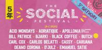 Nic Fanciulli - Live @ The Social Festival, The Kent County Showground - 29 September 2017