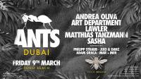 Matthias Tanzmann - Live @ Soho Beach Dubai - 09 March 2018