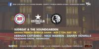 Hernan Cattaneo & Nick Warren - Live @ Sudbeat x The Soundgarden (Estrella Damm, Barcelona) - 15 July 2018